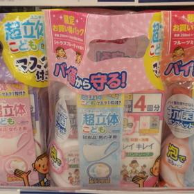 キレイキレイ本体+詰替セット 各種 369円(税抜)