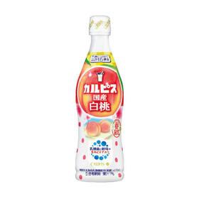 カルピス 国産白桃 258円(税抜)