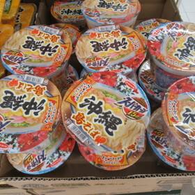 スーパーカップ 沖縄島そば 148円(税抜)