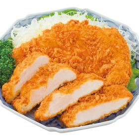 国産鶏ジャンボチキンかつ 298円(税抜)