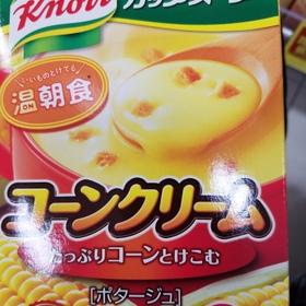 クノールカップスープコーンクリーム 275円(税抜)