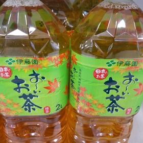 おーいお茶緑茶 125円(税抜)