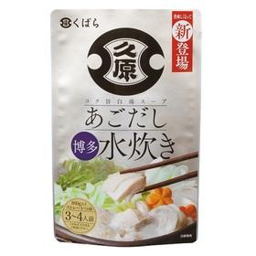 あごだし博多水炊き 328円(税抜)