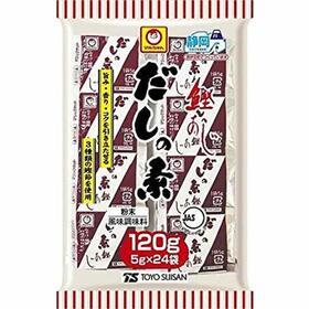 だしの素 鰹味 148円(税抜)