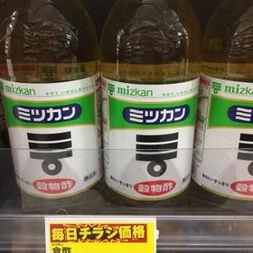 食酢 900ml 187円(税抜)