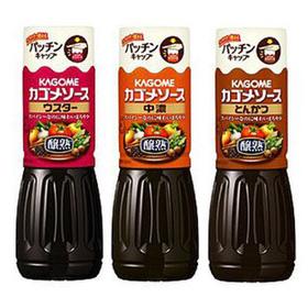 醸熟ソース 各種 137円(税抜)