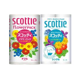 スコッティフラワー 327円(税抜)