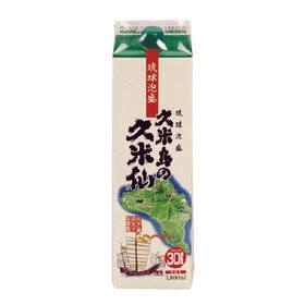 久米仙(30度)紙パック 1,098円(税抜)