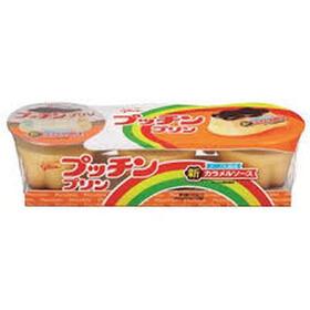 プッチンプリン・ヨーグルト健康・朝食りんごヨーグルト 135円(税抜)