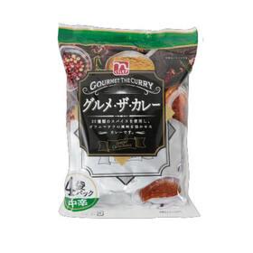 グルメ・ザ・カレー 中辛 258円(税抜)