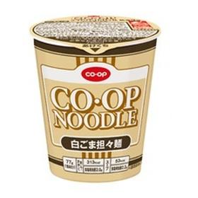 コープヌードル白ごま担々麺 78円(税抜)