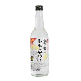 割って楽しむレモンサワー 648円(税抜)
