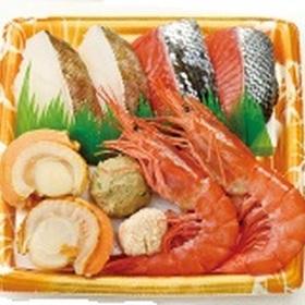 海鮮鍋セット1~2人前 680円(税抜)