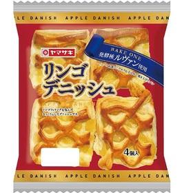 リンゴデニッシュ 128円(税抜)