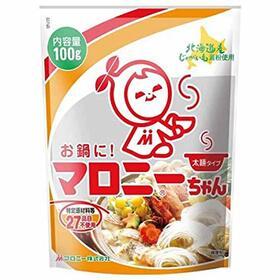 お鍋にマロニー太麺タイプ 138円(税抜)