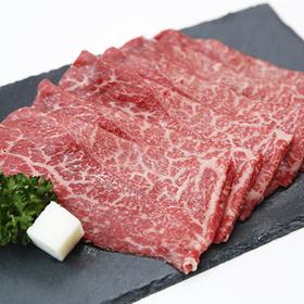 高原黒牛モモすき焼き用 30%引