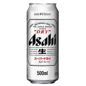 スーパードライ レギュラー 500ml 5,577円(税抜)