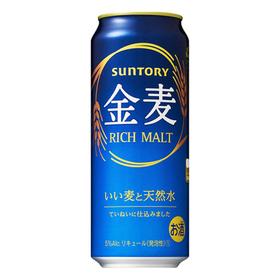 金麦 レギュラー 500ml×6 857円(税抜)