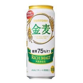 金麦 糖質75%オフ 500ml×6 857円(税抜)