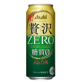 クリアアサヒ 贅沢ゼロ 500ml 3,397円(税抜)
