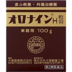 オロナインH軟膏 498円(税抜)