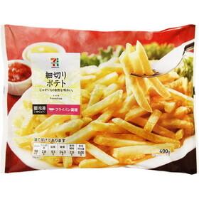 細切りポテト 198円(税抜)