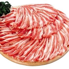 【イチオシ】豚肉ばらスライス切りおとし(解凍) 108円(税抜)