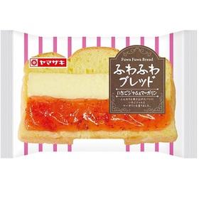 ふわふわブレッド(粒あん&マーガリン) 88円(税抜)