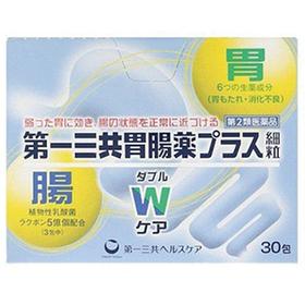 【医薬品】第一三共胃腸薬プラス 1,555円(税抜)