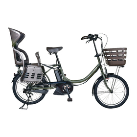 子供乗せ付アシスト自転車 99,800円(税抜)