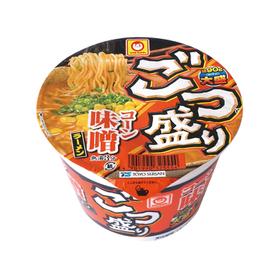 ごつ盛りコーン味噌ラーメン 88円(税抜)