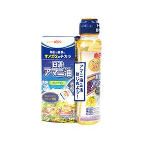 アマニ油試供品付き 698円(税抜)