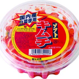ソフトキムチ 158円(税抜)
