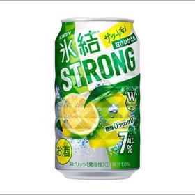 氷結ストロング サワーレモン 105円(税抜)