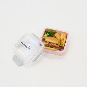 スクエア型ランチBOX 500円(税抜)