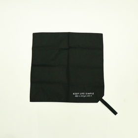 アルミランチクロス(BK) 300円(税抜)