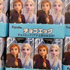 チョコエッグ アナと雪の女王 128円(税抜)