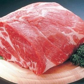 豚肉かたロース・ばら かたまり 98円(税抜)