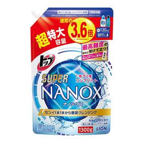 トップスーパーNANOX 超詰替用特大 770円(税抜)