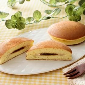 ふわふわホットケーキ 国産小麦粉使用 110円