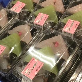 三色ういろ(さくら) 198円(税抜)