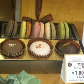 マカロン&ショコラマカロン 1,800円(税抜)