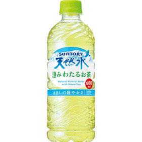 天然水 澄みわたるお茶 78円(税抜)