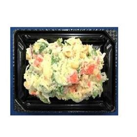 お野菜と玉子を味わうポテマカサラダ(10%増量) 298円(税抜)