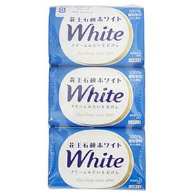 花王 ホワイト バスサイズ3コパック 148円(税抜)