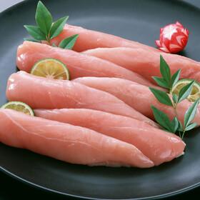 越後ハーブ鶏ササミ(スジなし) 131円(税抜)