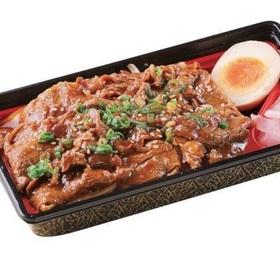 牛カルビ焼肉重 380円(税抜)