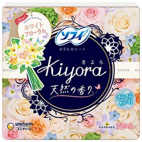 ソフィ Kiyora 258円(税抜)