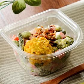 ナッツと1/2日分の緑黄色野菜サラダ 238円