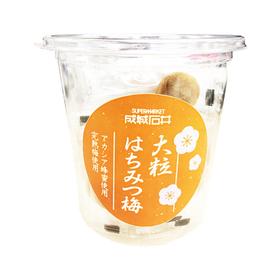 大粒はちみつ梅 590円(税抜)